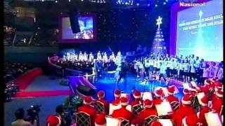 JESUS IS LOVE John Tanamal - Natal nasional 2011 - JCC Jakarta