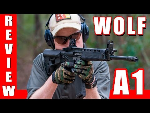 Wolf A1 Upper Review - the Civilian T91