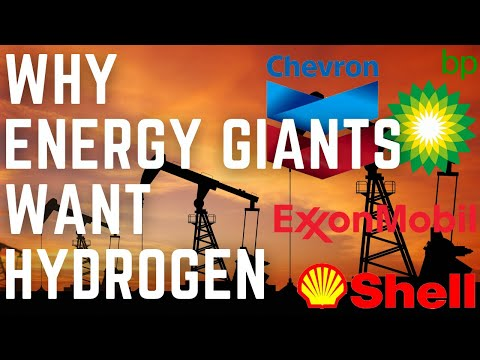 Why energy giants want a hydrogen powered future: Maintain Oligopoly