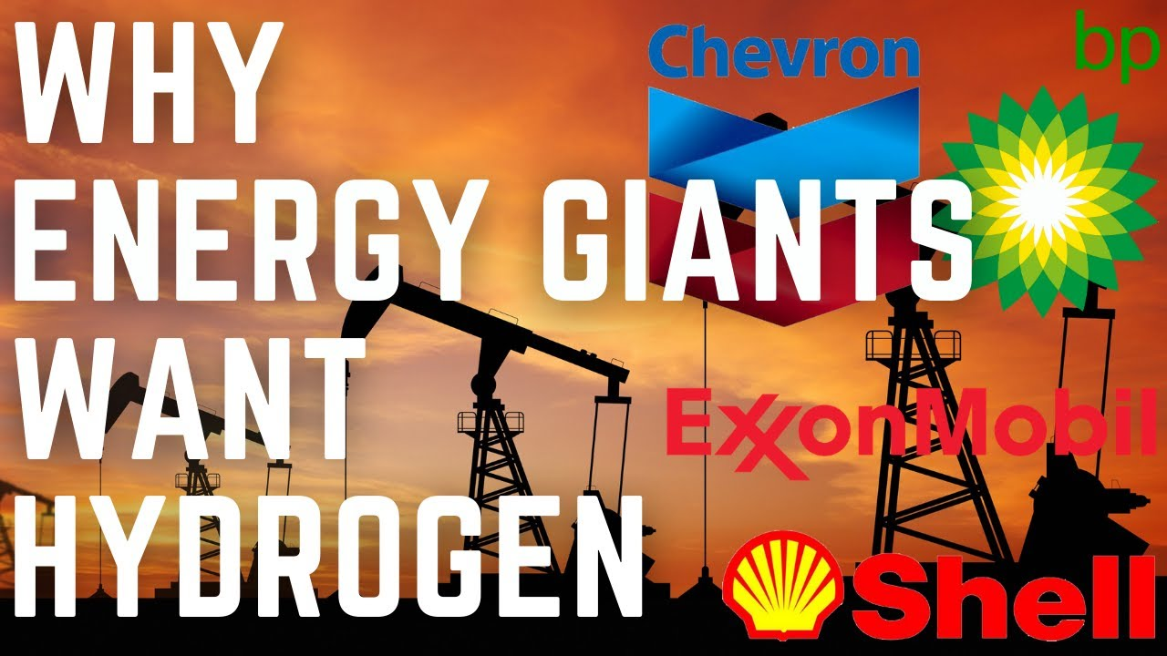 Why Energy Giants want a Hydrogen Powered Future