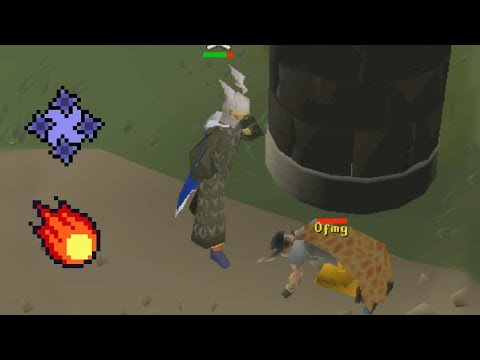 PKing with Teleblock in PvP Worlds
