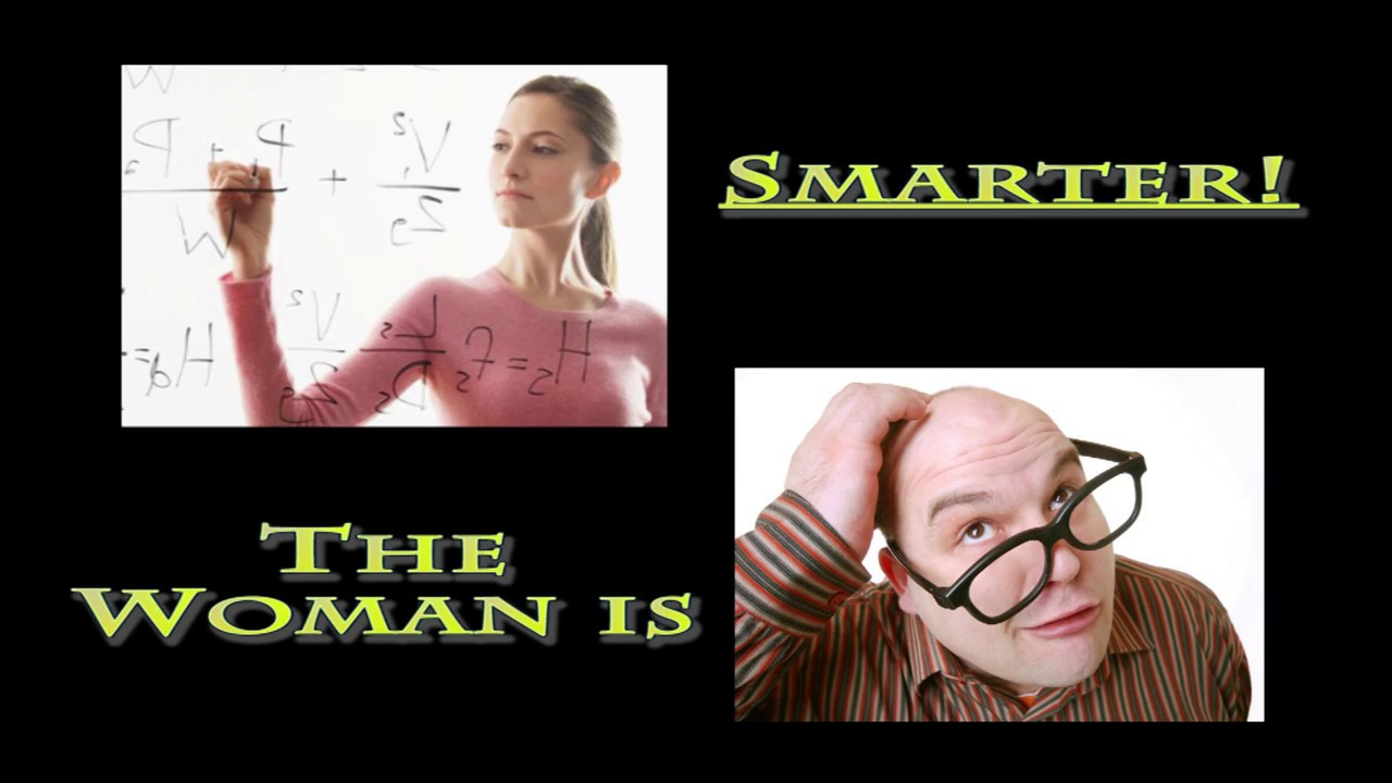 Lead Ninja Sales Training - Are Women Smarter? - YouTube