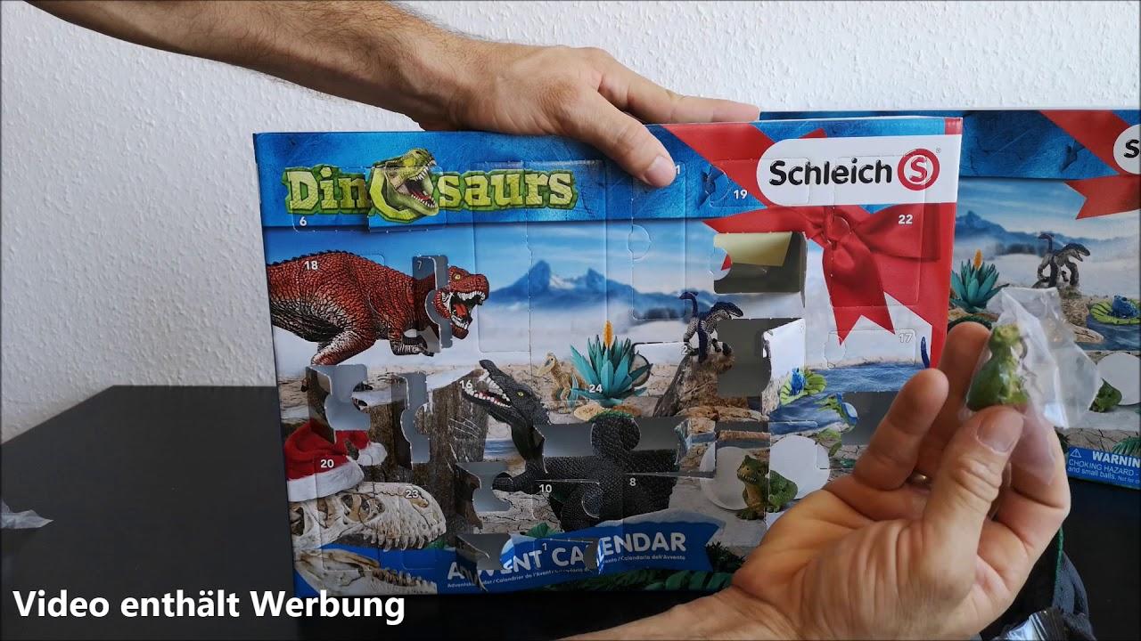 Schleich adventskalender 2019