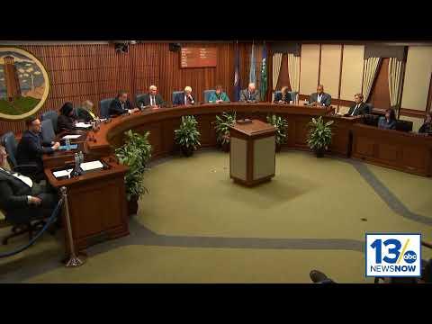 Virginia Beach City Council Hears Public Comments Before Second Amendment City Vote