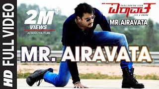 Mr Airavata Video Songs | Mr Airavata Video Song | Darshan Thoogudeep,Urvashi Rautela,Prakash Raj