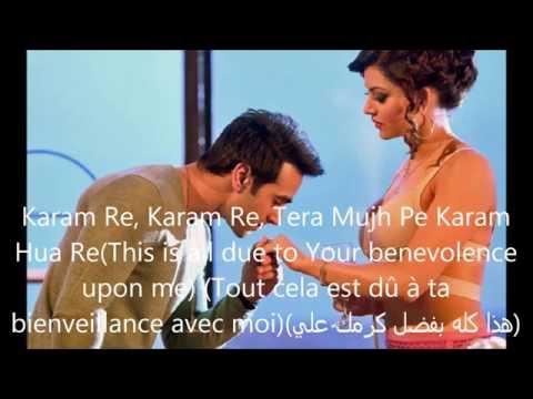 Sanam re female version lyrics download