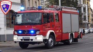 🚨 HLF 20/16 FF Gera-Langenberg + KLF-TH FF Gera-Thränitz + KLF-TH FF Gera-Dorna