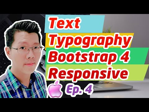 text-typography-class-bootstrap-4-tutorial-2020-!-membuat-landing-page-dengan-bootstrap-4-2020-ep.4