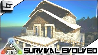 ARK: Survival Evolved - BASE EXPANSION! S3E57 ( Gameplay )