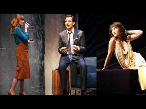 Backstage on Broadway: Clive Owen, Kelly Reilly make debut in 'Old Times' alongside Eve Best