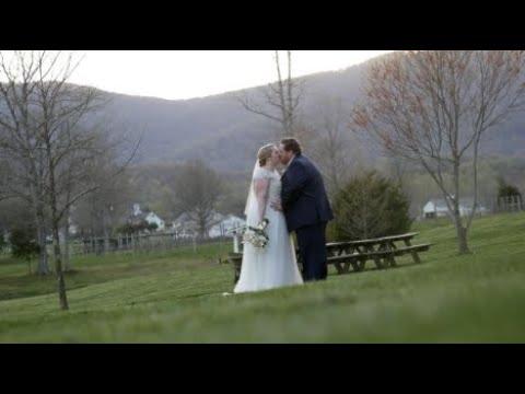 Veritas Vineyards Afton Virginia Wedding by eMotion Pictures Wedding Films