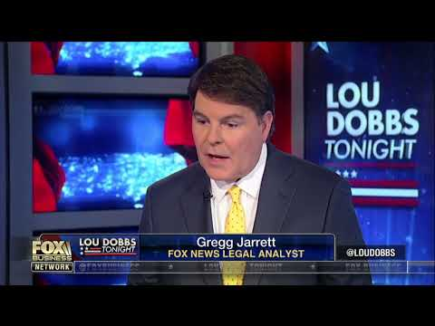 Greg Jarrett thinks Comey covered up Uranium deal