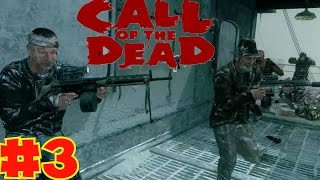"""KILL GEORGE!"" - ""CALL OF THE DEAD"" Zombies! Two Box Challenge #3 (Black Ops 1 Zombies Gameplay)"