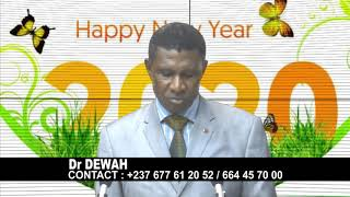 DR DEWAH : NEW YEAR MESSAGE 2020
