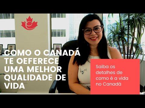 COMO O CANADÁ TE OFERECE UMA MELHOR QUALIDADE DE VIDA