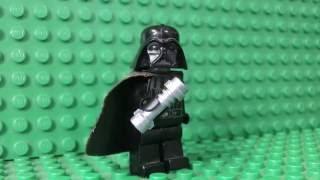 LEGO - Lightsaber Test - STARWARS