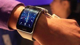 El reloj inteligente Samsung Gear S se puede conectar a la red celular