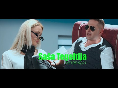 ® Saša Tegeltija- NEVJERNA (Official Video SPOT fullHD) © 2020  █▬█ █ ▀█▀