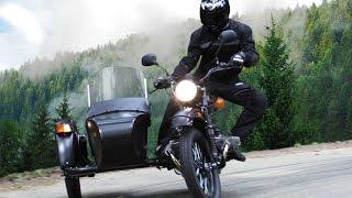 Почему в США любят мотоциклы «Урал»