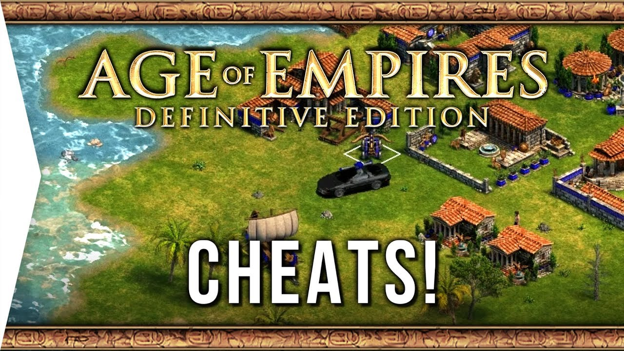 age of empires definitive edition keyboard shortcuts