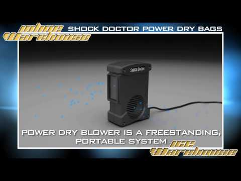 Shock Doctor Power Dry Bags