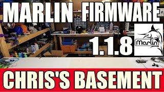Marlin v1.1.8 3D Printer Firmware Complete Config - 2018 - Chris's Basement