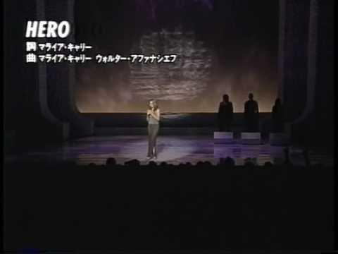 Mariah CareyHero 1999Live at Japan