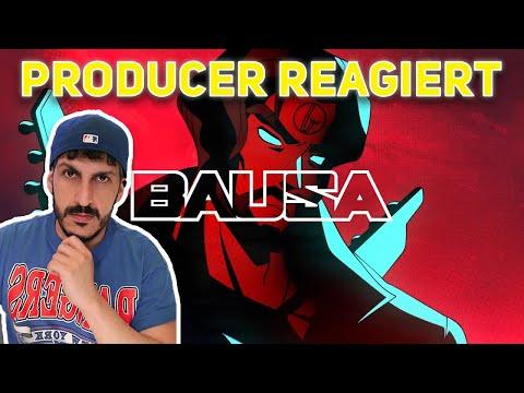 Producer REAGIERT auf BAUSA - Radio / Nacht (Official Video)