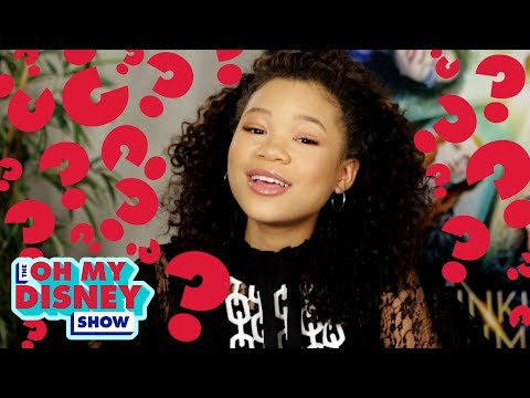 Storm Reid From A Wrinkle in Time Takes the