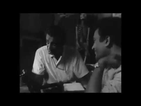 Satyajit Ray directing Uttom Kumar