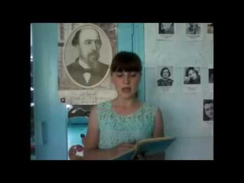 Изображение предпросмотра прочтения – ВикторияСергодеева читает произведение «Тройка» Н.А.Некрасова