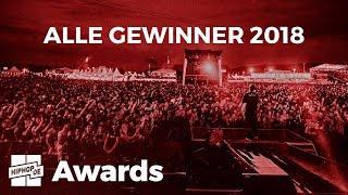 Das sind die Gewinner der Hiphop.de Awards 2018!