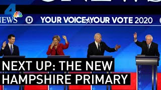 Next Up,  the New Hampshire Primary | NewsConference | NBCLA
