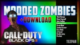 SICK Black Ops 2 Zombies MOD MENU