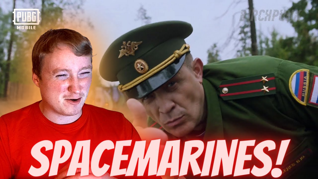 JOIN THE RUSSIAN SPACE MARINES CORPS // ВСТУПАЙ В РЯДЫ РУССКОГО КОСМОДЕСАНТА - Reaction!!