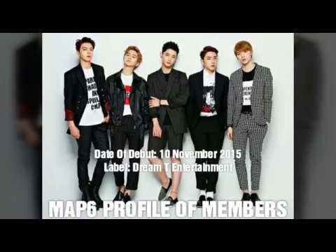 Map6 Profile.Map6 Profile Of Members Youtube