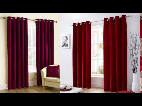 Most Beautiful Curtain Design Ideas