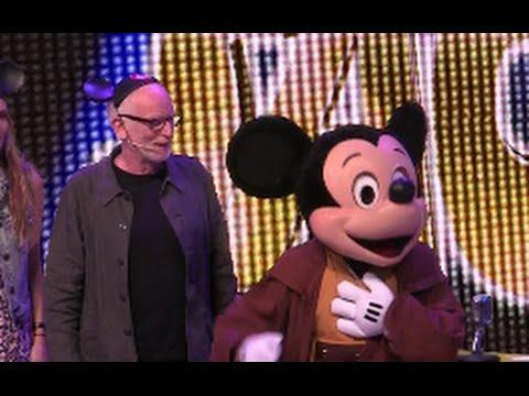 Ian McDiarmid Emperor Palpatine, Amy Allen talks at Star Wars Weekends 2015, Walt Disney World