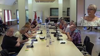 Gemeinderatssitzung Barleben vom 23.05.2019