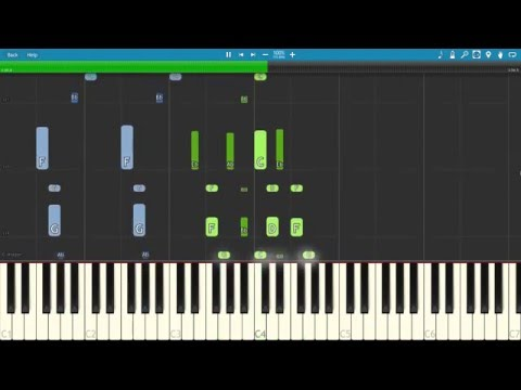 Lukas Graham - Funeral Piano Tutorial - How to play Funeral on piano - Instrumental