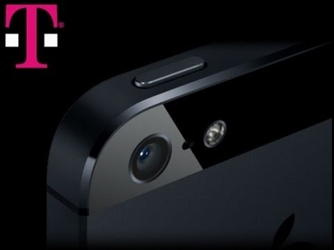 T-Mobile iPhone 5 official!!!