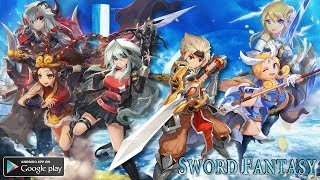 Sword Fantasy Online Gameplay Android