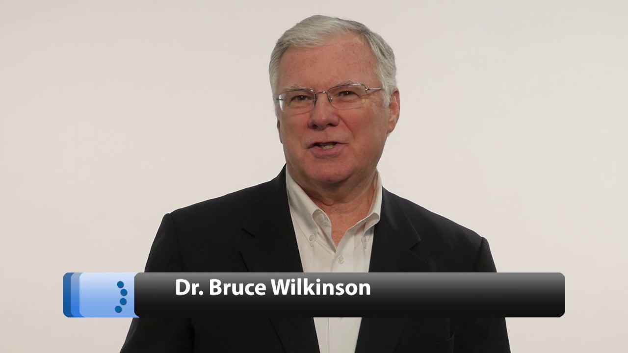 How to Forgive Other People and Yourself - Dr Bruce Wilkinson ...