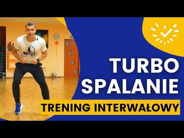 Turbo Spalanie Tłuszczu - Trening Interwałowy Tabata z ciężarem własnego ciała.