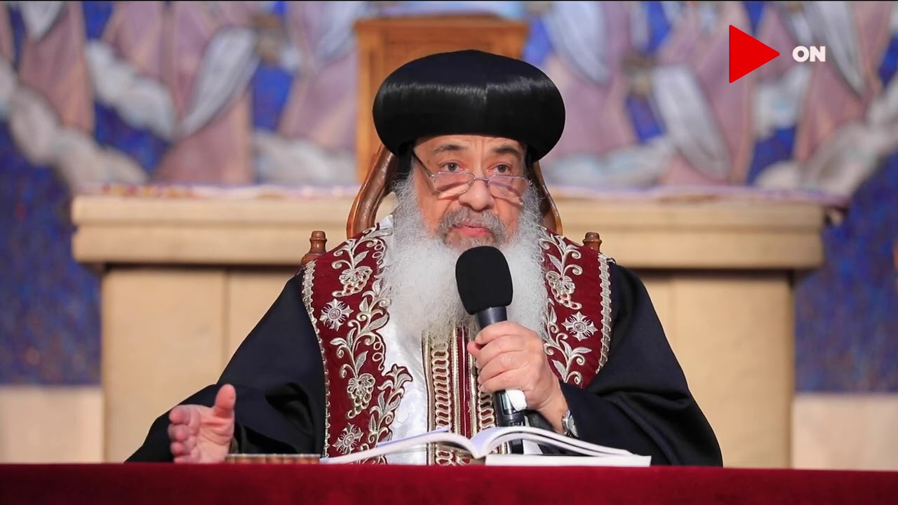 عظة الأحد - الأنبا دانيال يوضح ماذا كان فكر اليهود قديمًا عن السيد المسيح  - 12:57-2021 / 2 / 28