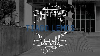 DC SHOES: DE LA CALLE/DA RUA - TIAGO LEMOS