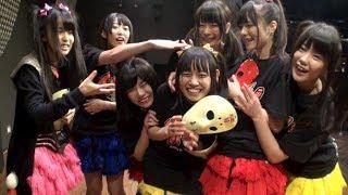 10月19日、秋葉原の常設劇場「P.A.R.M.S」でアリス十番・早瀬愛夢(23)...