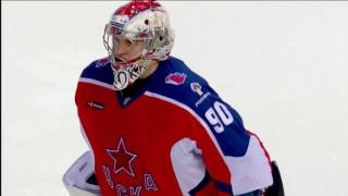 KHL Top 10 Saves for Week 24