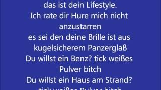 Drugs in den Jeans - Kollegah (Lyrics)