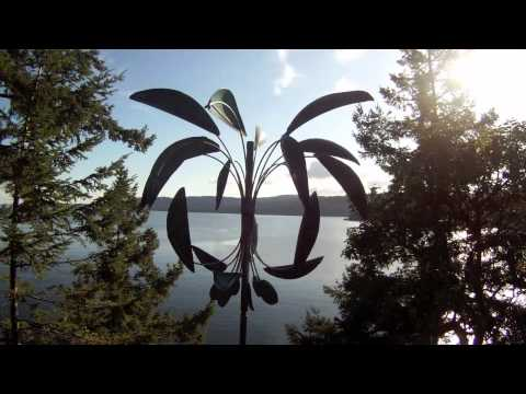 The Wind Sculptures of Lyman Whitaker - YouTube
